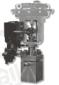 气动薄膜小流量调节阀